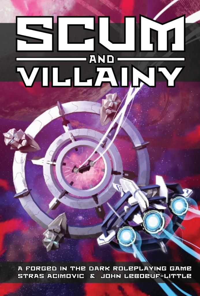 리틀의 스페이스 오페라 RPG Scum and Villainy